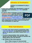 Lect-8 in Vitro Pollination, Fertilization and Embryo Culture