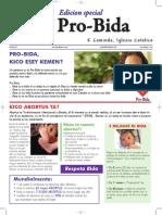 Pro bida 2011