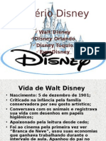 O Império Disney