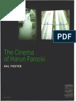 Vision Quest the Cinema of Harun Farocki