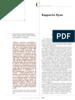 pedofilia Rapporto Ryan