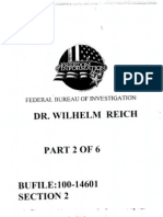 Wilhelm Reich - FBI Files 2