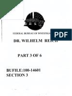 Wilhelm Reich - FBI Files 3