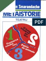 MetaIstorie, trilogie teatrala, de Florentin Smarandache