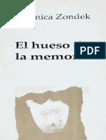 Zondek, Veronica - El Hueso de La Memoria