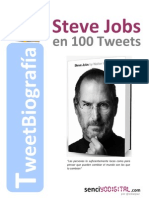 TweetBiografia - Steve Jobs en 100 Tweets