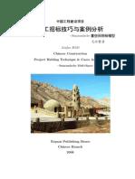ProjectBiddingTechnique&CasesAnalyzing-SmarandacheMulti-SpaceModelOfBidding [in CHINESE], by L.Mao
