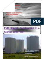 Project Management Report for Tank Farm