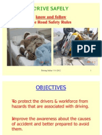 Lecture Road Safety