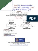 Univ Cloud Synopsis