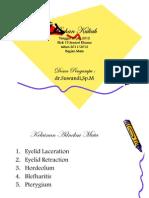Bahan Kuliah Dr.suwandi,Sp.M(Kelainan Adneksa Mata)