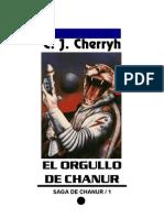 Cherry, C J - Chanur I, El Orgullo de Chanur