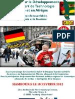 Cmdt Affiche HAMBOURG 18 FEV 2012