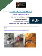 COVA DE LA CARRASCA