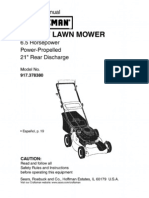 Lawn Mower Manual