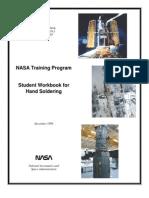 NASA Student Handbook for Hand Soldering