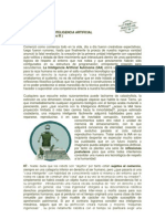 Tratados Sobre Inteligencia Artificial- POSTULADOS ROBOTICOS III