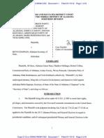 Stein v. Chapman Complaint