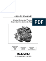 Motor 4jj1-Tc Nkr 85