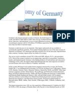 Economy of Germany