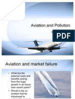 Airline and Pollution