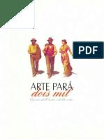 Catálogo Arte Pará 2000