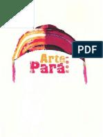Catálogo Arte Pará 2001
