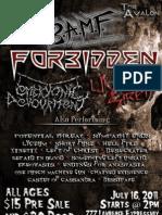 Forbidden Show