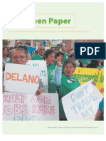 Writting Sample-Green Paper