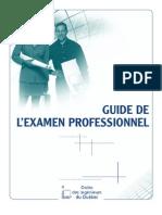 Guide Examen Professionnel-fr