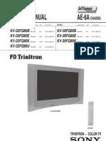 Sony KV32FQ80x Service Manual