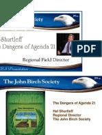 Agenda 21 Slide Deck by Hal Shurtleff