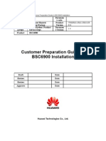 Preparation Guide to BSC6900 Installation-20111229-C-V1.4 (1)