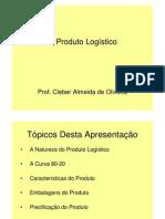Aula 3 - Produto Logistico
