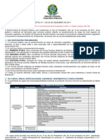 Edital 01 - Consultor