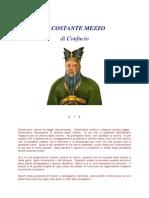 a Confucio - Il Costante Mezzo