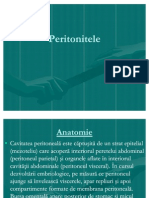 Peritonitele