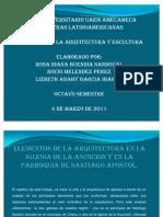Elementos de La Arquitectura en La Iglesia de - Copia