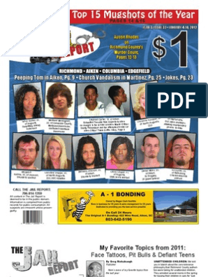 Best of The Jail Report 2011 | Driving Under The Influence