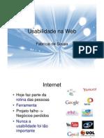 Usabilidade Web