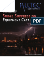 ALLTEC Surge Suppression Catalog