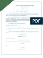 Métodos Numéricos  - Clase 2