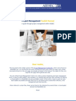 Project Management Toolkit Manual