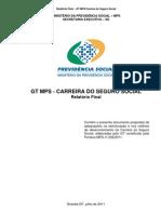 Relatorio Final Gt Carreira Inss080911
