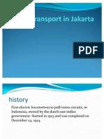 Rail Transport in Indonesia