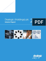 Dealogic Interim Report 2011