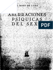 Roso de Luna Mario - Aberraciones psiquicas