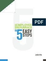 Employee Referral eBook