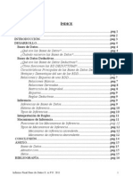 Mecanismos de Inferencia Bases de Datos Deductivas