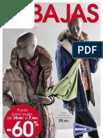 Catalogo de Rebajas Hipercor Enero 2012